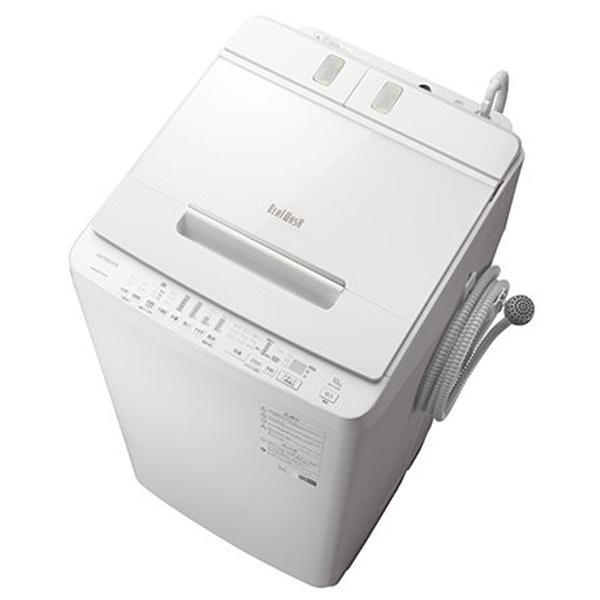 【時間指定不可】HITACHI(日立) 洗濯・脱水容量10kg 全自動洗濯機 『ビートウ・・・