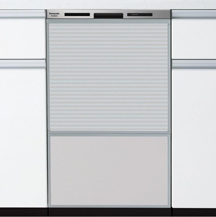 Panasonic(パナソニック) ミドルタイプ(幅45cm) ドアパネル型 ビルトイン食器・・・
