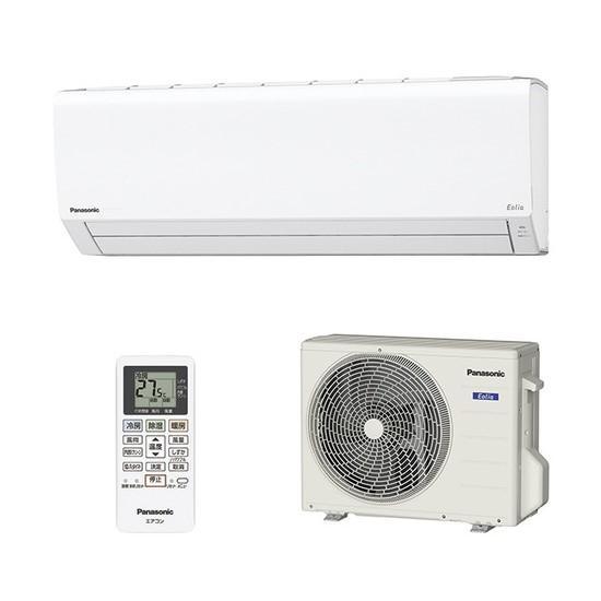 Panasonic(パナソニック) 2.2kW インバーター冷暖房除湿タイプ ルームエアコ・・・