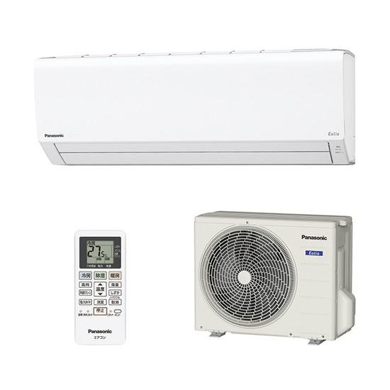 Panasonic(パナソニック) 2.5kW インバーター冷暖房除湿タイプ ルームエアコ・・・