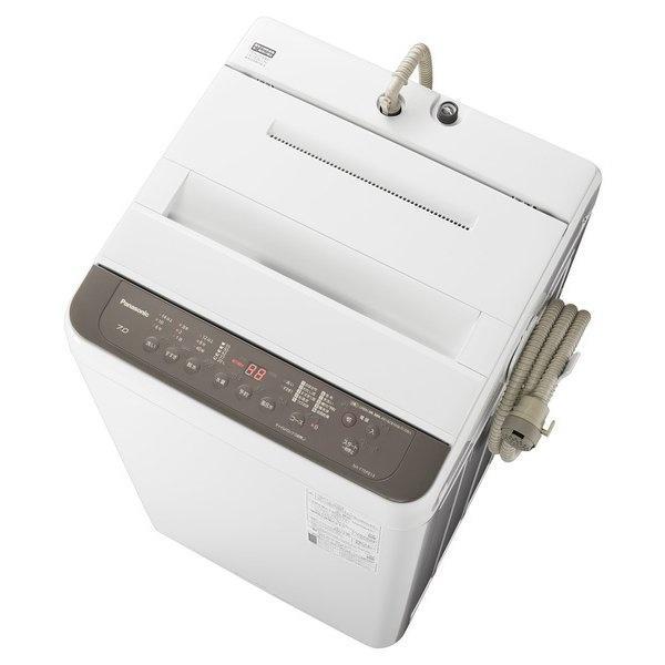 【時間指定不可】Panasonic(パナソニック) 洗濯・脱水容量7kg 全自動洗濯機 N・・・