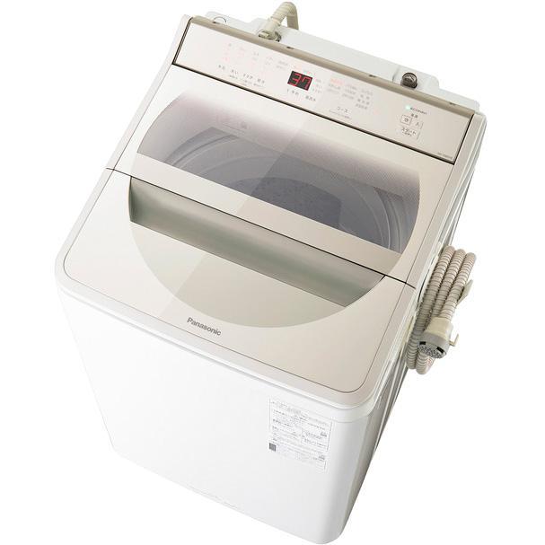 【時間指定不可】Panasonic(パナソニック) 洗濯・脱水容量8kg 全自動洗濯機 N・・・