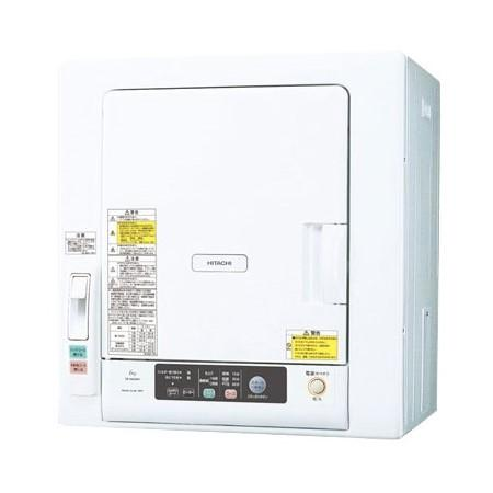 HITACHI(日立) 乾燥容量5.0kg 衣類乾燥機 DE-N50WV-W (ピュアホワイト)