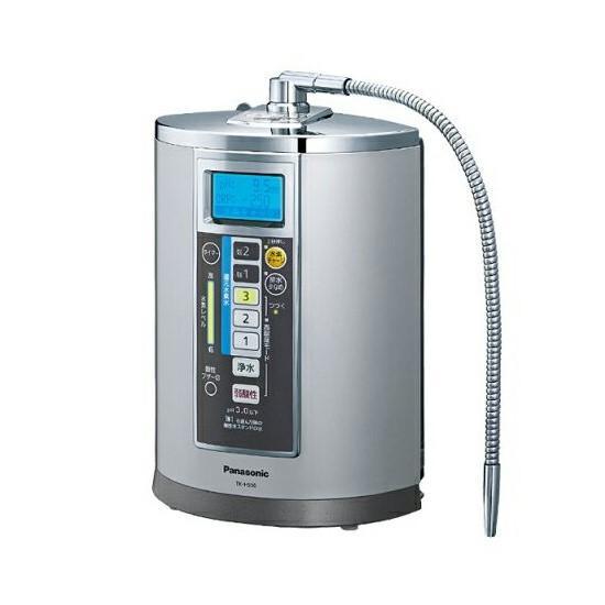 Panasonic(パナソニック) 還元水素水生成器 TK-HS90-S (ステンレスシルバー)