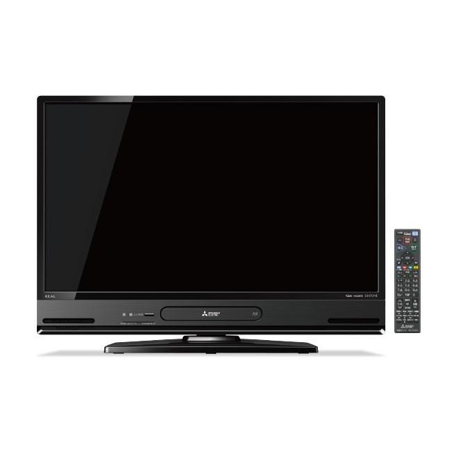 MITSUBISHI(三菱電機) 32V型 HDD 1TB ブルーレイレコーダー内蔵 液晶テレビ L・・・