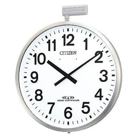 シチズン 時計 電波時計 屋外タイプ『パルウェーブM611B』4MY611-B1・・・