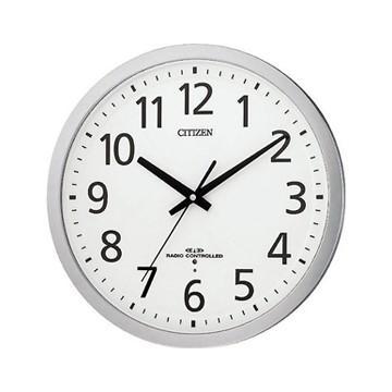 シチズン 時計 電波時計 オフィスクロック 『スペイシーM462』8MY462-01・・・