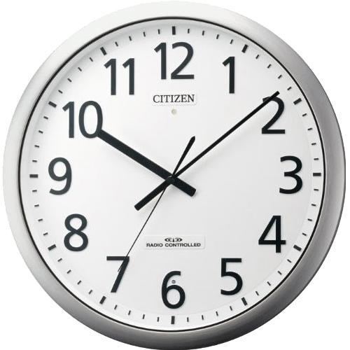 CITIZEN(シチズン) 防湿防塵タイプ(屋内用) 電波掛時計 『パルフィス484』 ・・・