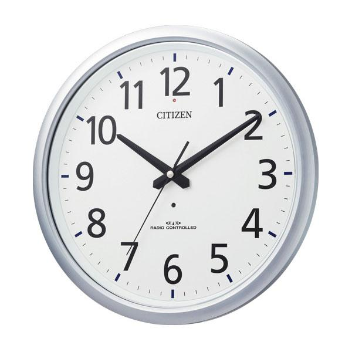 CITIZEN(シチズン) 電波掛時計 『スペイシーアクア493』 8MY493-019