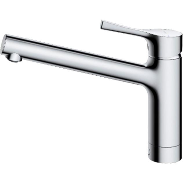 TOTO 台付1穴混合水栓(メタルハンドル) 『GGシリーズ(台所用水栓)』 TKY0・・・