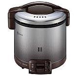 【お取り寄せ】Rinnai(リンナイ) 1〜5合 炊飯専用 ガス炊飯器 『こがまる』 R・・・