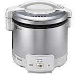【お取り寄せ】Rinnai(リンナイ) 0.5〜3合 電子ジャー付 ガス炊飯器 『こがま・・・