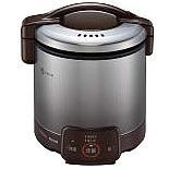 【お取り寄せ】Rinnai(リンナイ) 1〜5合 電子ジャー付 ガス炊飯器 『こがまる・・・
