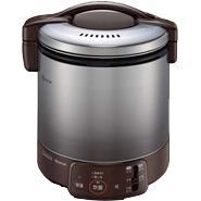 【お取り寄せ】Rinnai(リンナイ) 2〜10合 電子ジャー付 ガス炊飯器 『こがま・・・