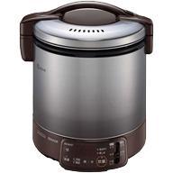 【お取り寄せ】Rinnai(リンナイ) 2〜10合 タイマー・電子ジャー付 ガス炊飯器・・・