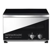 TWINBIRD(ツインバード) ミラーガラスオーブントースター TS-D048B (ブラック・・・