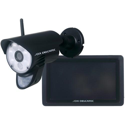 DXアンテナ ワイヤレス フルHD カメラ&モニターセット WSC610S