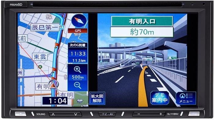 SL1118NV 製品画像