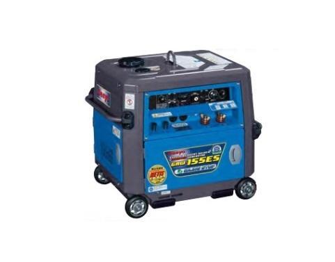 デンヨー 小型ガソリンエンジン溶接・発電機 GAW-155ES GAW-150ES2後継機 溶・・・