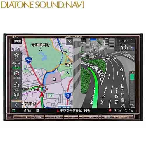 DIATONE SOUND. NAVI NR-MZ300PREMI-3 製品画像