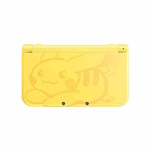 Newニンテンドー3DS LL ポケモンオリジナルデザイン 製品画像