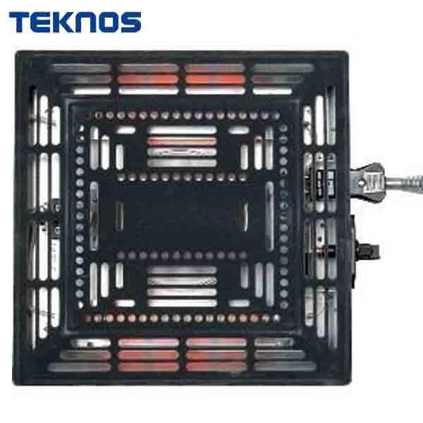 TEKNOS テクノス TMS-500F ヒーターユニット