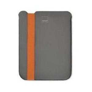 The Bay Street Case for iPad [Grey/Orange]
