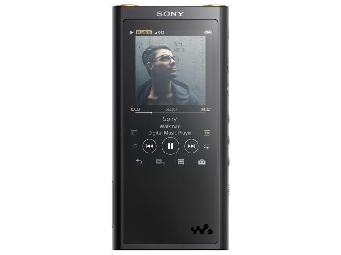 NW-ZX300 (B) [64GB ブラック]