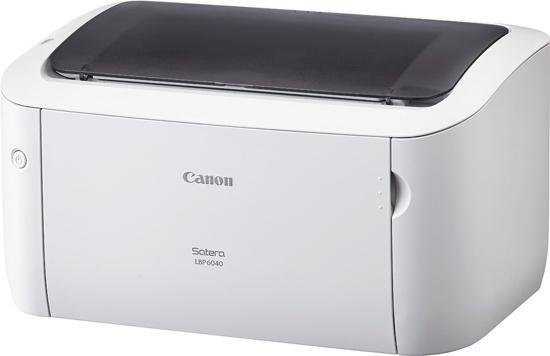 Canon製 モノクロレーザープリンタ Satera LBP6040