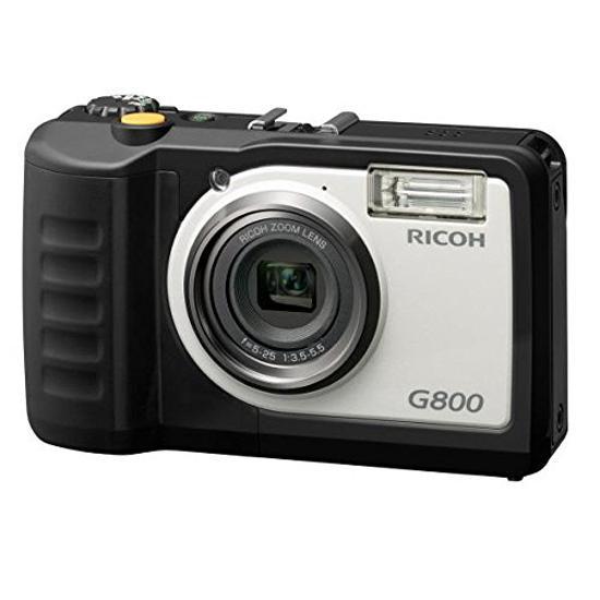 RICOH製 デジタルカメラ G800 1600万画素