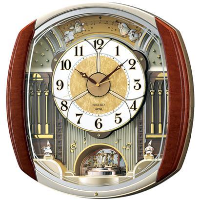 セイコー RE564H 電波からくり時計