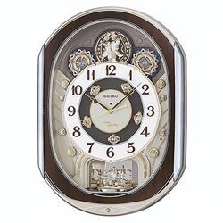 セイコー RE578B セイコー電波からくり掛時計