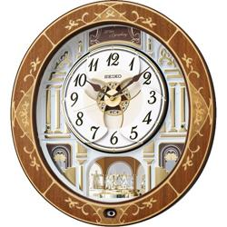 セイコー RE580B セイコー電波からくり掛時計