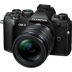 オリンパス OM-D E-M5 Mark III 12-45mm F4.0 PROキット ブラック