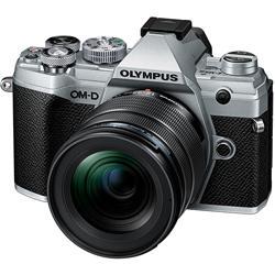 オリンパス OM-D E-M5 Mark III 12-45mm F4.0 PROキット シルバー