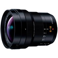 パナソニック H-E08018 LEICA DG VARIO-ELMARIT 8-18mm / F2.8-4.0 ASPH.