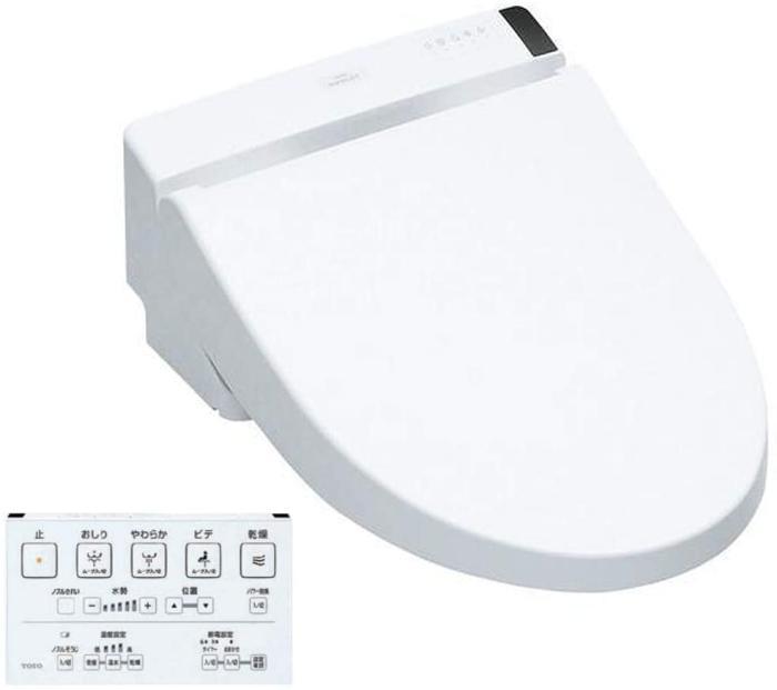 TOTO ウォシュレットS2 温水洗浄便座 ホワイト TCF6552-NW1