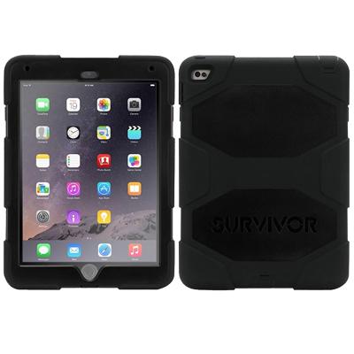 Griffin Survivor for iPad Air 2 ブラック 18660 [並行輸入品]