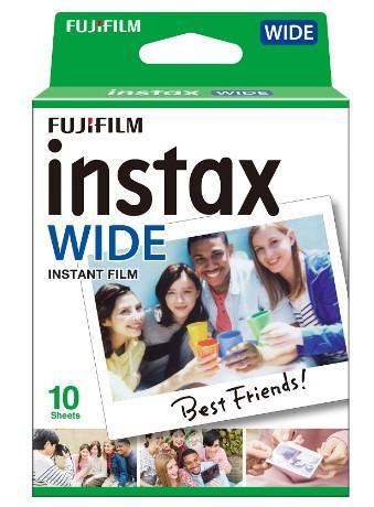 富士フイルム インスタントカメラ ワイド用フィルム 10枚入 INSTAX WIDE WW 1・・・