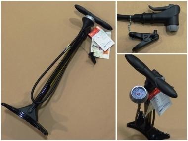 SERFAS FP-200 ブラック 商品画像1:カンザキバイク