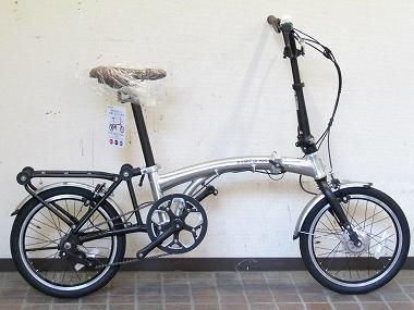 HARRY QUINN 2019 PORTABLE E-BIKE AL-FDB160E [Scotch Bright]