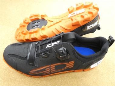 SIIDI MD SD15 ブラック/オレンジ 43(26.5cm)サイズ