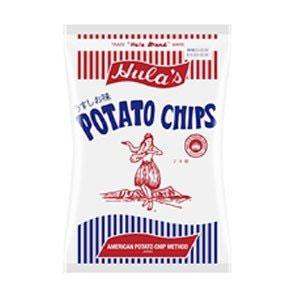 フラ印 アメリカンポテトチップス うすしお味 160g