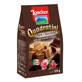 ローカー クワドラティーニ ダークチョコレート 125・・・