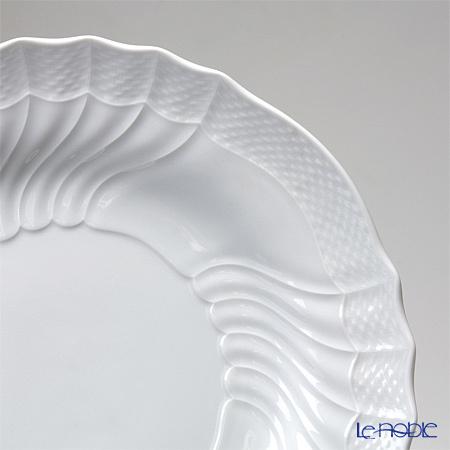 リチャードジノリ(Richard Ginori) ベッキオホワイト ラウンドプラター 29cm 商品画像3:ブランド洋食器専門店 ル・ノーブル