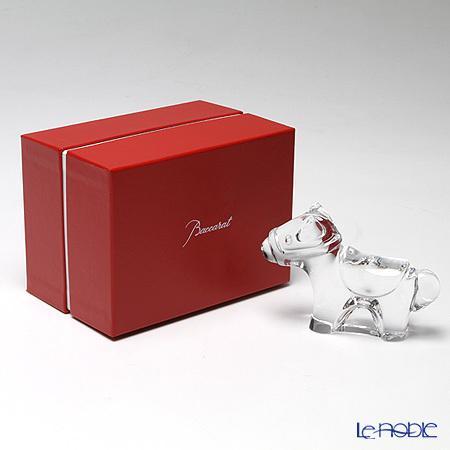 バカラ(Baccarat) オブジェ 2-802-122 ミニマルズホース 8cm 商品画像5:ブランド洋食器専門店 ル・ノーブル