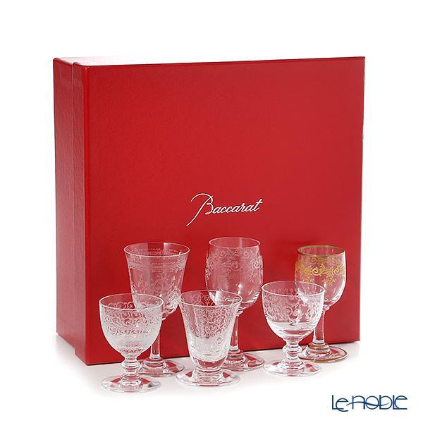 バカラ(Baccarat)リキュールグラスコフレ 2-812-378 リキュールグラス 6pcs ・・・