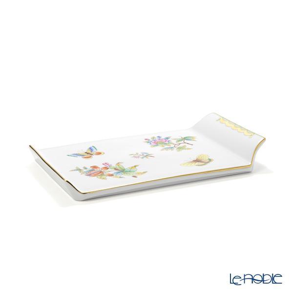 ヘレンド ヴィクトリア・ブーケ VBO 02459-0-00 トレイ 20cm