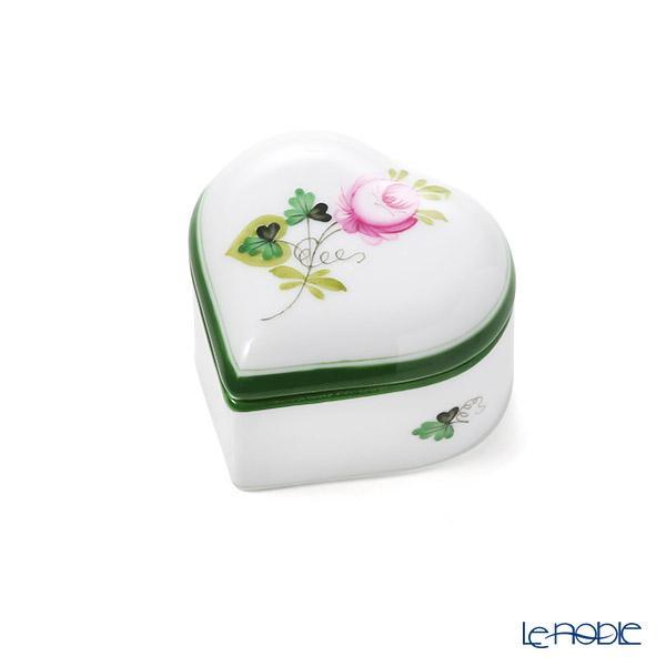 ヘレンド ウィーンのバラ 06112-0-00 ハートボックス