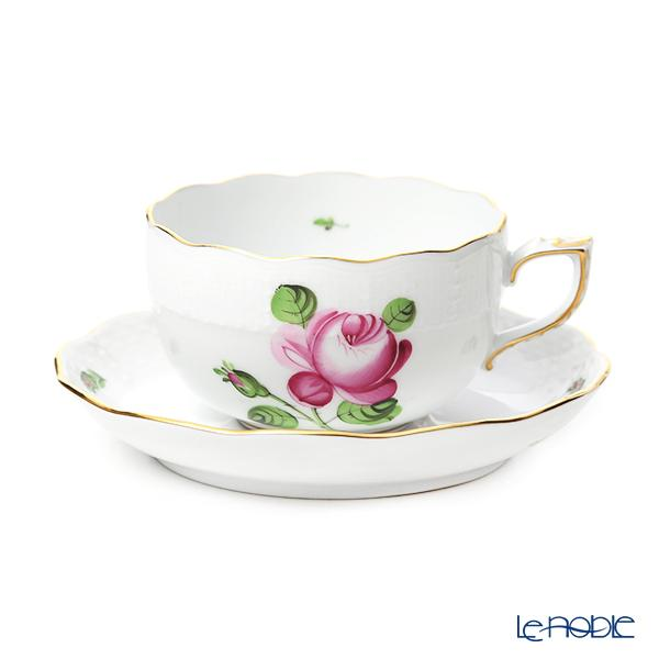 ヘレンド 薔薇と蕾 RB 00724-0-00 ティーカップ&ソーサー 200ml
